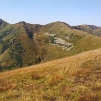 Tri vody- sedlo Poľany-Bory-sedlo Pod Sinou-jaskyňa  Slobody