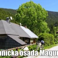 Cyklotúra do osady Magurka